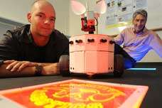 UCI robot to aid brain research