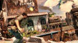 'Uncharted 2' leads Video Game Award nominations (AP)