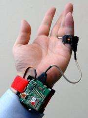 Wearable blood pressure sensor offers 24/7 continuous monitoring