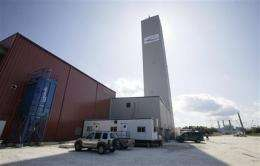 Where's the next boom? Maybe in `cleantech' (AP)