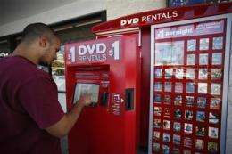 Whither Redbox? Hollywood studios are conflicted (AP)