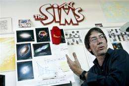 Will Wright, creator of computer game hits such as SimCity and The Sims