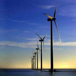 Wind + water = untapped energy: An abundance of power exists above Earth's oceans, study finds