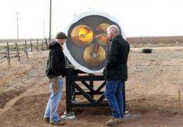AgriLife Research adds new instrumentation to measure greenhouse gases