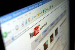 An average of 35 hours worth of video are uploaded to YouTube each minute