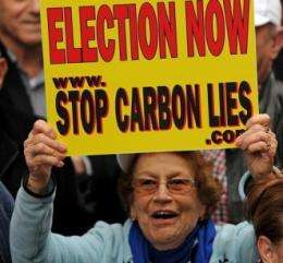 Australian PM Julia Gillard's shaky coalition government is facing anger from industries targeted by a carbon tax