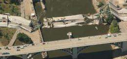 Averting bridge disasters: New technology could save hundreds of lives