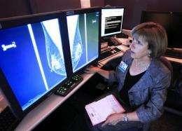 Calif. bill aimed at breast cancer worries docs (AP)