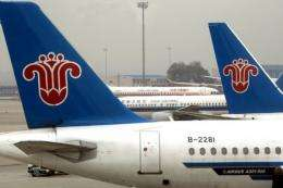 Chinese airlines have announced they will launch a case