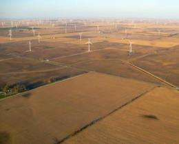 Global warming won't harm wind energy production, climate models predict
