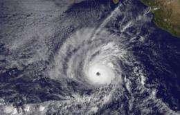 Hurricane Kenneth becomes late-season record-breaking major hurricane