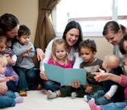 Study identifies why UK's most needy parents are not using early years services