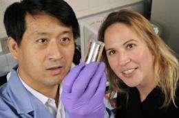 In third-degree burn treatment, hydrogel helps grow new, scar-free skin