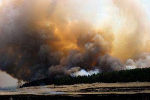 More than 4.7 million acres have been burned in some 32,000 separate fires so far this year