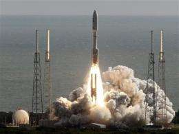 NASA launches super-size rover to Mars: 'Go, Go!' (AP)