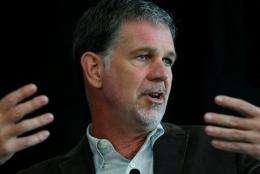 Netflix CEO Reed Hastings acknowledged problems with the company's new pricing scheme
