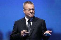 Nokia unveils Windows smartphones to catch rivals (AP)