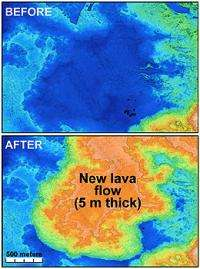 Seafloor-mapping robot yields a host of new geologic discoveries