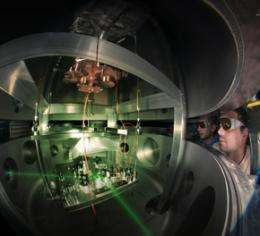 Squeezed laser will bring gravitational waves to the light of day