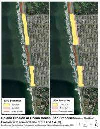 Study predicts sea level rise may take economic toll on California coast
