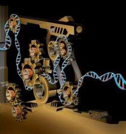 The machinery of chromatin regulation