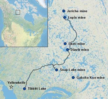 Ice Road Truckers New Season 2020 Trucks lose, ships win in warmer Arctic