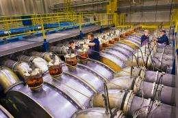 Two radiation generators mark major milestones in helping protect the U.S.