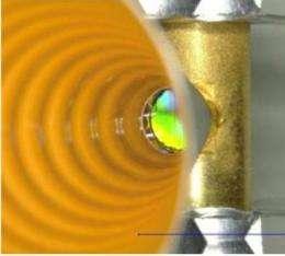 Under pressure: Ramp-compression smashes record