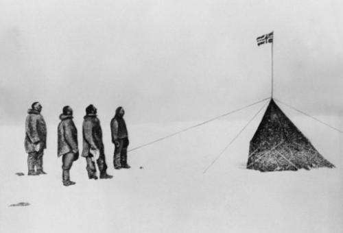 100 years ago, Amundsen won the race to the South Pole in a dramatic and fatal duel with British adventurer Scott