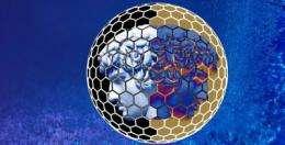 New technique maps twin faces of smallest Janus nanoparticles