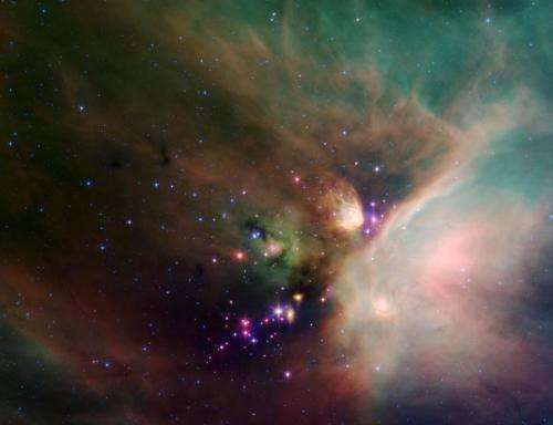 Astronomy without a telescope - star seeds