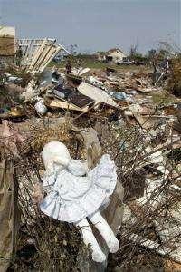 15-state tornado outbreak deadliest since 2008 (AP)