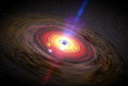 Astronomers discover new way to measure Universe