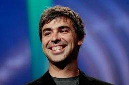 "Google co-founder Larry Page is refocusing the Internet giant on products and its ""start-up philosophy"""