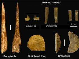 Homo sapiens arrived in Europe earlier than previously believed