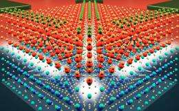 "Materials scientists watch electrons ""melt"""