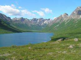 Nitrogen from humans pollutes remote lakes for more than a century