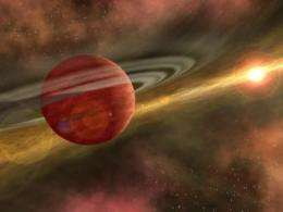 Rocky planets could have been born as gas giants