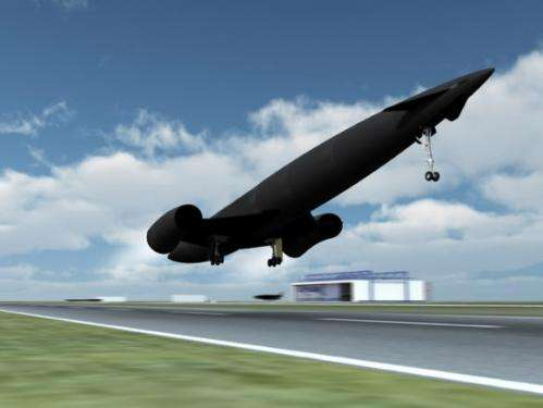 UK and European space agencies give a go for Skylon spaceplane