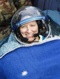 US astronaut Shannon Walker will serve as the NEEMO 15 mission commander