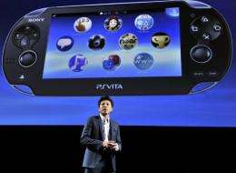 26 games will be available for the Vita on its Japan launch