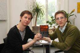 The world's smallest 3D printer
