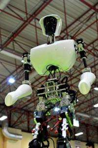 Virginia Tech robotics team dominates international RoboCup competition