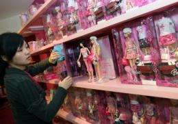 Greenpeace says Mattel, the maker of Barbie dolls, is contributing to the  destruction of forests with its  packaging