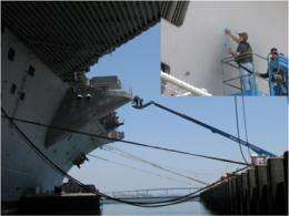 "Researchers develop ""streamlined"" approach  to shipboard inspection process"