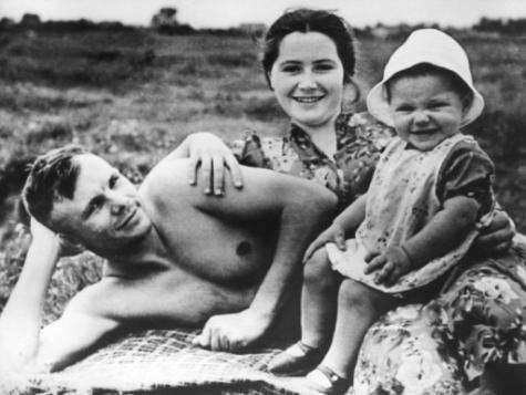50 years ago a carpenter's son named Yuri Gagarin became the first man in space, carving an indelible mark in history