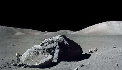 The thirty-Ninth anniversary of the last moonwalk