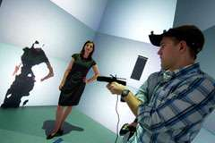 Researchers turn Kinect game into a 3D scanner