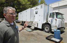 Scientists man bioterror front lines post-9/11 (AP)