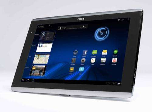 Acer's Iconia Tab A500